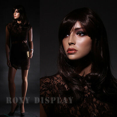 Female Fiberglass Mannequin Manikin Manequin Dummy Dress Form LISA8