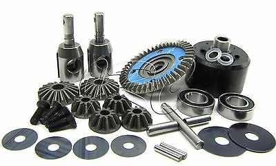 ECO MBX7r DIFFERENTIAL (front rear diff) 44t gearbox M-Spec MUGE2016 Mugen