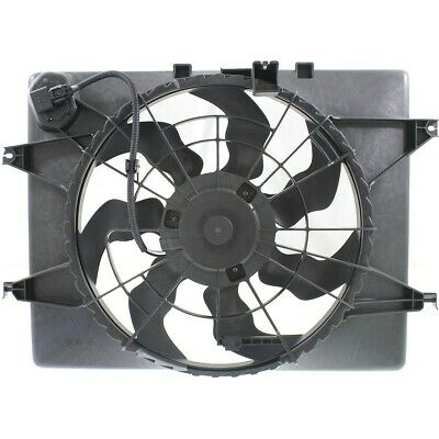 NEW RADIATOR AND CONDENSER FAN ASSEMBLY FITS 11-13 HYUNDAI SONATA KI3115135