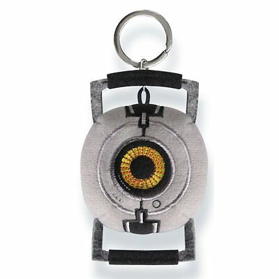 Portal 2 - Plush Keychain - Space Sphere