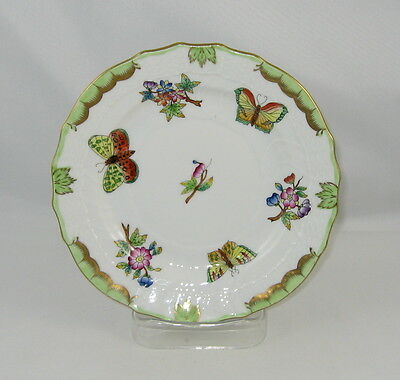 "Herend Queen Victoria ""6 1/8"" BREAD & BUTTER PLATE"" 1515/VBO"