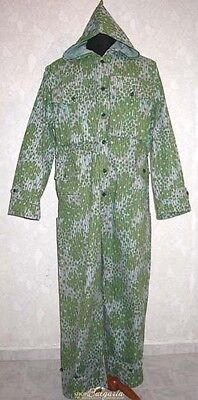 Comunist army Bulgarian PARATROOPER CAMOUFLAGE FROG camo suit uniform 1970s