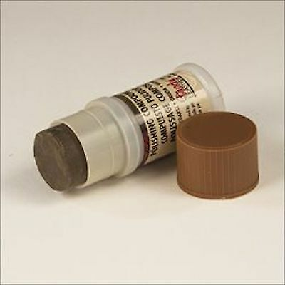 Polishing Compound 1.5 oz. Brown 3324-04 by Tandy Leather
