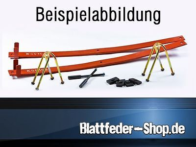 Blattfeder Verstärkungs-Kit VW Caddy 2 (95-00)
