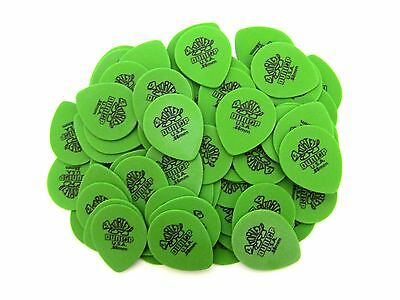 Dunlop Guitar Picks  Tortex Tear Drop  .88mm  413R.88  Green