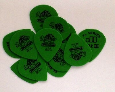 Dunlop Guitar Picks  Jazz III XL  12 Pack  .88 MM  Light (498P.88)