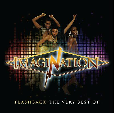 Imagination ( New Cd ) Flashback The Very Best Of / Greatest Hits ( Leee John )