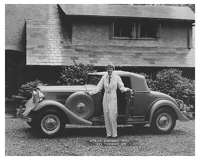 1933 Hudson Terraplane Amelia Earhart Automobile Photo ch6692