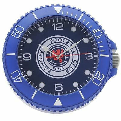 Team Unisex Ice Wall Clock Football Team Logos Accessories Wrist Watch Style