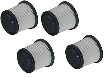 Genuine Black & Decker Pivot Vac Replacement Filter PVF110 - 4 PACK