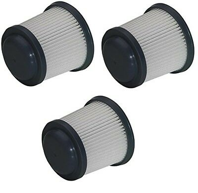 Genuine Black & Decker Pivot Vac Replacement Filter PVF110 - 3 PACK
