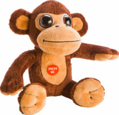Mikey The Monkey Swearing Swear Adult Novelty Party Fun Gift Men Man Rude New