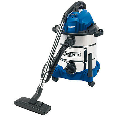 ASPIRADOR INDUSTRIAL PROFESIONAL 30L 1400W Wet and Dry Vacuum Cleaner