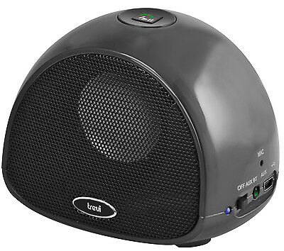 G:Trevi  Portable Bluetooth Speaker with Hand Free Capability FREE DELIVERY
