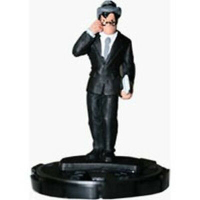 Hero-Clix DC Brave and the Bold Clark Kent - 102 Mini w/ Card