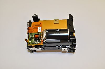 Nikon Coolpix P520 Battery Box with Door and Flash Board  Repair part OEM NEW