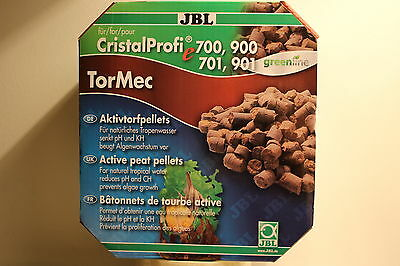 JBL TorMec for Cristalprofi e700 / e900 / e701 / e901 , active peat pellets