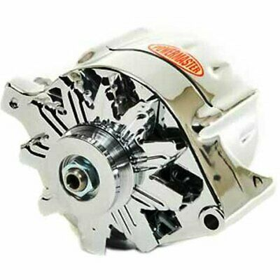 Powermaster Alternator New Falcon 100-AMP W/ Pulley Ford 8-37101