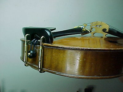 "Very Old Violin  labelled:  *  ""Le Marquis delair  Doiseaux anno"" by JTL"