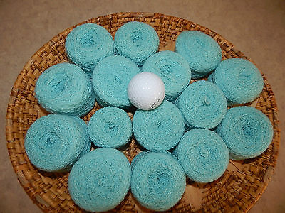 Recycled Yarn, 100% Cashmere, Perfect Aqua, 2 Strands, Fingering Weight