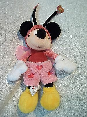 toys 4263 Walt Disney Store MICKEY MOUSE in Valentine Butterfly Costume