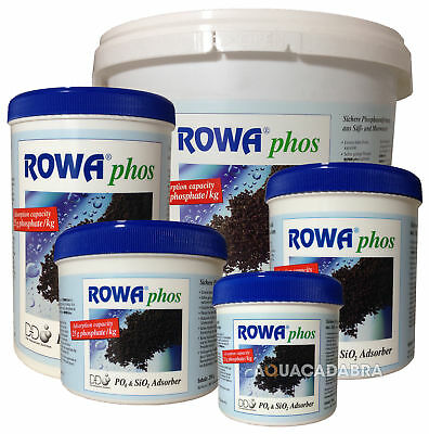 D-D Rowa Phos Media Rowaphos Fish Tank Phosphate Remover Whole Range