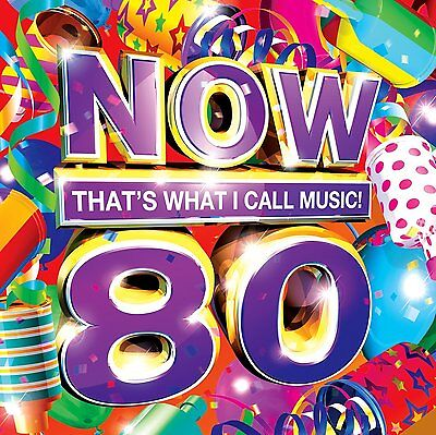 Now That's What I Call Music Vol. 80 (2 X CD)