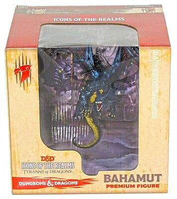 D&d Attack Wing: Bahamut Premium Figure - New