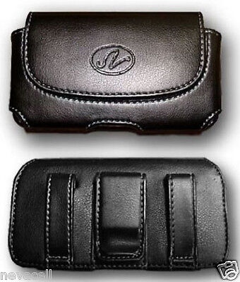 Leather Case for ATT Pantech Pursuit 2, Renue, Reveal C790, US Cellular Verse