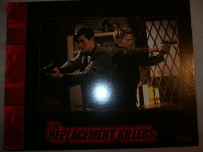 Lobby Cards - The Replacement Killers - Complete 8  Photos - Usa