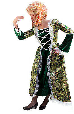 Costume Baroque Noble Queen Herscherin Princess Fairy Tale Marie Antoinette K12
