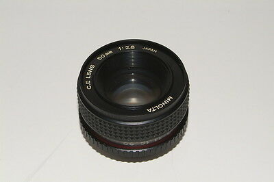 Minolta CE f2.8 50mm enlarging lens