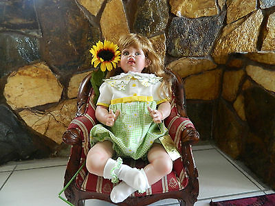 Fayzah Spanos Doll - Summer Sundrops (SOLD OUT) #25/500 very rare detailed doll