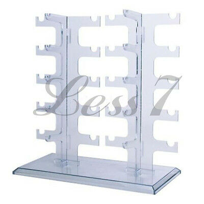 Glasses Sunglasses Eyewear Racks Display holder Earring Necklace Stand showcase