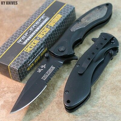 """8""""EAGLE Assisted Open  Pocket Knife With EAGLE Handle NEW TF-783 zix"""