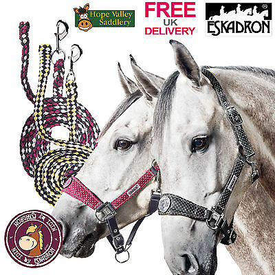 Eskadron Headcollar and Leadrope (Nici Ltd. AW14) (419 08 87)