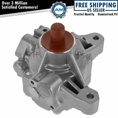 Power Steering Pump w/o Pulley for Honda Element CR-V CRV