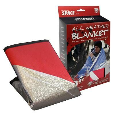 All Weather Survival or Emergency Blanket, Heavy Duty
