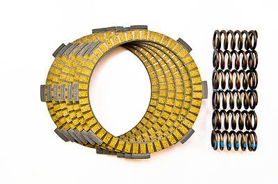 KG Clutch Friction Clutch Plate Kit with Springs