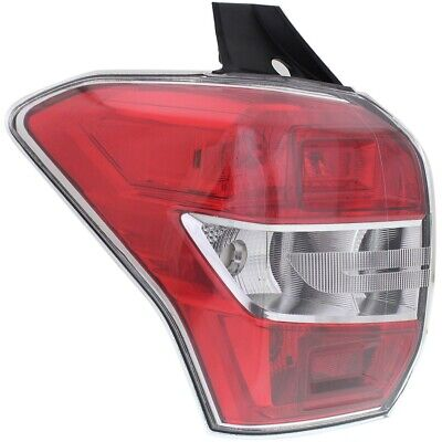Tail Light for 2014-2016 Subaru Forester Driver Side