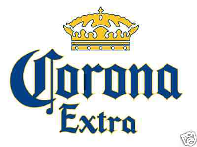 Corona Extra Vinyl Sticker Decal 18""