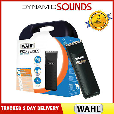 Wahl Animal, Dog, Pet Groom Shave Kit Mains & Cordless Rechargeable - 9590-804