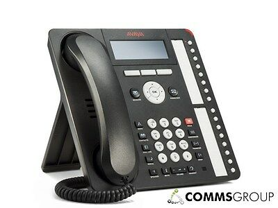 Avaya 1616-i IP Handset one-X Deskphone Value Edition 1616-I VoIP 700458540