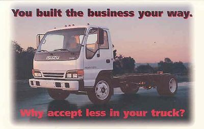 1999 Isuzu Medium Duty Truck Brochure my3332
