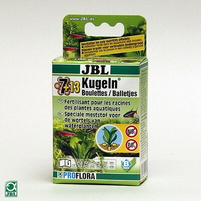 JBL Kugeln The 7 + 13 Balls Plant Nutrients