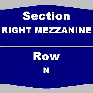 2 TIX 9/22 Gigi RIGHT MEZZANINE Neil Simon Theatre
