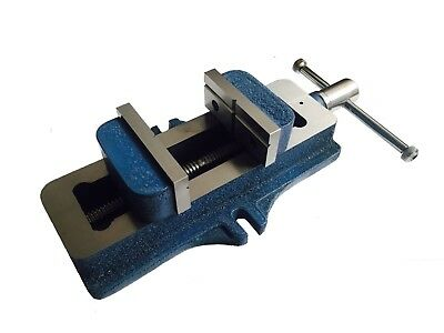 "Rdg 75Mm / 3"" Self Centering Machine Vice Blue Type Vice Engineering Tools"