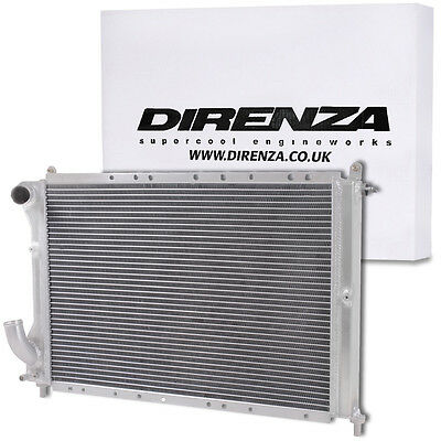 Direnza High Flow Aluminium Alloy Radiator For Fiat Coupe 2.0 20V Turbo Manual