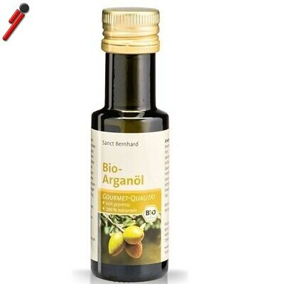 Sanct Bernhard - Bio-Arganol, 100 ml. Olio di Argan Biologico