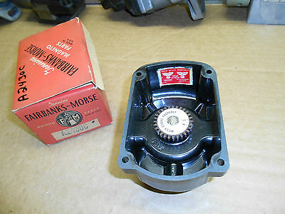 New Vintage Fairbanks-Morse magneto, distributor cap cover # A2430C